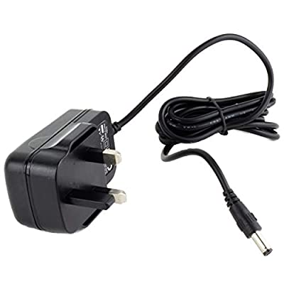 MyVolts UK power lead 6V plug compatible with Blackstar Mini amplifier Fly 3 Vintage