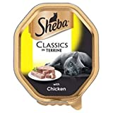Sheba Classic in Terrine with Chicken Tray 22 x 85g.
