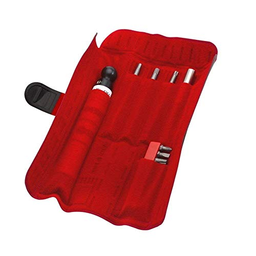 Effetto Mariposa Torque Wrench Giustaforza II 2-16 Pro Deluxe Adult Unisex Red