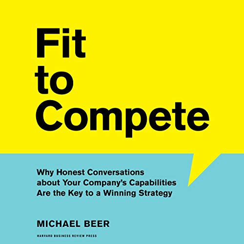 Couverture de Fit to Compete