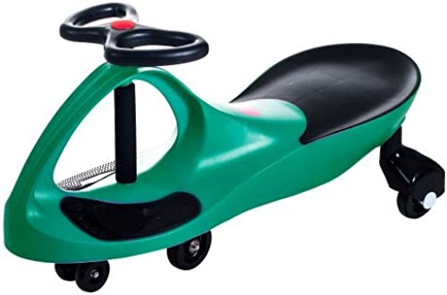 Lil' Rider Wiggle Ride-On Car, Grün by Lil' Rider