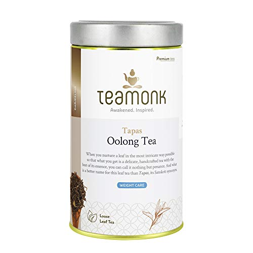 Teamonk Tapas Oolong Tea Loose Leaf
