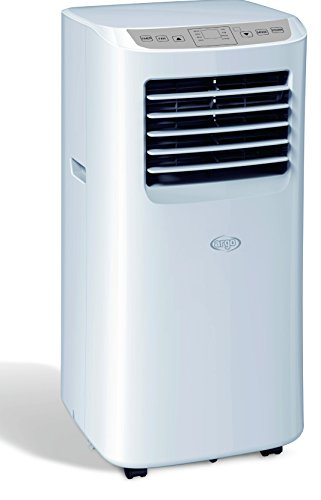 ARGO SWAN Mobiles Klimagerät, 8000 BTU/h, 230 V, weiß