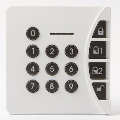 md SmartHome Sicherheit Tastatur