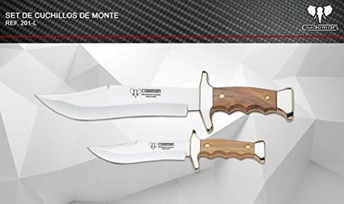 CUDEMAN - Cuchillo 201-L