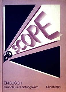 Scope – Englisch: Grundkurs, Leistungskurs