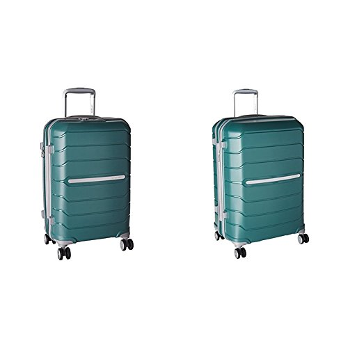 Samsonite Freeform Hardside Two-Piece Spinner Set (21'/24'), Sage Green