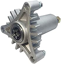 Sunray Spindle Assembly Replaces 130794 for Husqvarna,Craftsman,poulan with pre-tapped mounting Holes and 3 mounting Bolts