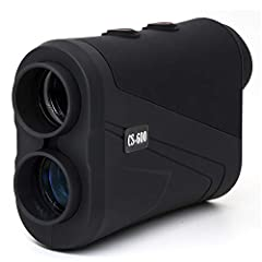 ⛳【Laser Golf/Hunting Rangefinder】Come with 3 Modes: Distance & Continuous Scan Mode, can measure the abject within the scope of application(5-600M); Golf Flaglock Mode, will show us the object distance with pin-seek, flag-lock(300 Yards); Speed Mode,...