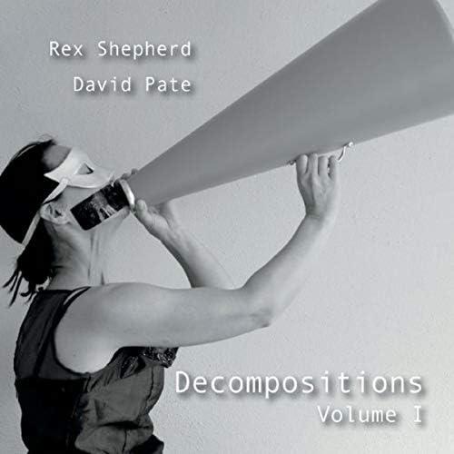 Rex Shepherd & David Pate