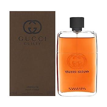 Gucci Guilty Absolute Pour Homme Eau de Parfum Spray 3 OZ 90 ml.
