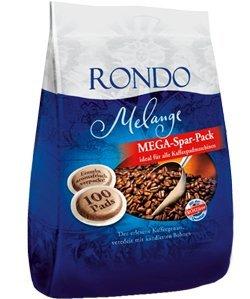 RONDO Melange Pads - 100 Stück - Einzeln verpackt!
