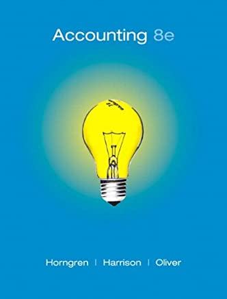 Accounting: Chapters 14-23