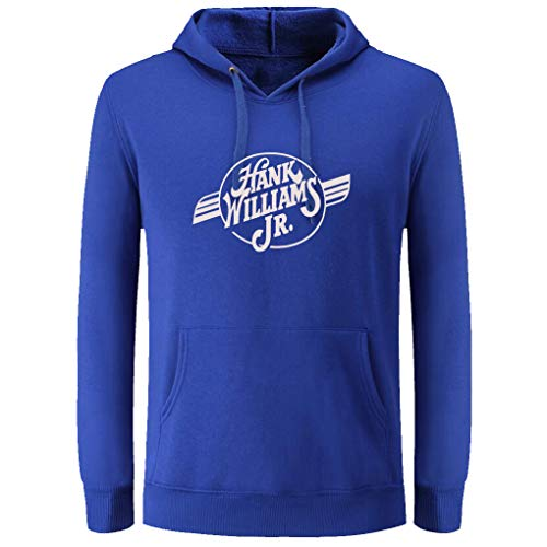 Destinyhand Greatest Hits Country Music Fans Unisex Pullover Blue S