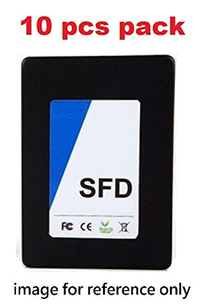 正当なバインド返済Industrial 24-pin SATA CFastカード拡張Wide、MLC、64?GB、温度、10個パック