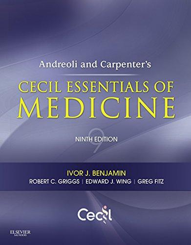 Andreoli and Carpenter's Cecil Essentials of Medicine E-Book (Cecil Medicine)