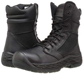 [バフィン] メンズ 男性用 シューズ 靴 ブーツ 安全靴 ワーカーブーツ Ops Plain Toe - Black [並行輸入品]