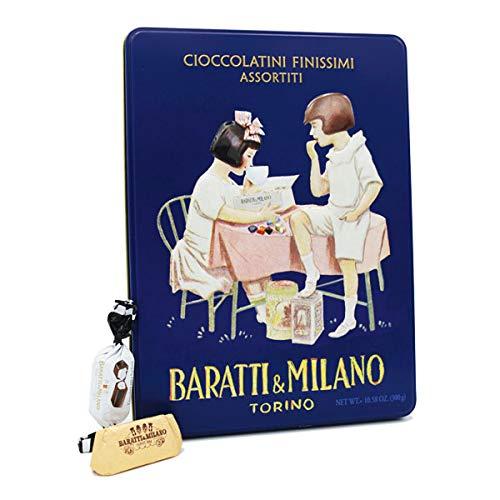 Baratti & Milano Latta Storica gran assortimento cioccolatini 300gr.