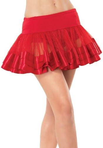 Leg Avenue Costumes Trimmed Regular discount Petticoat OFFer Satin