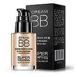 Perfect Cover Oil Control BB Cream Impermeable Cream Hidratante de larga duración 30ml - 002