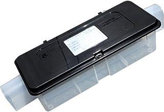 殺鼠剤設置専用容器 ラットクルスリム 殺鼠剤を安全に配置するベイトボックス