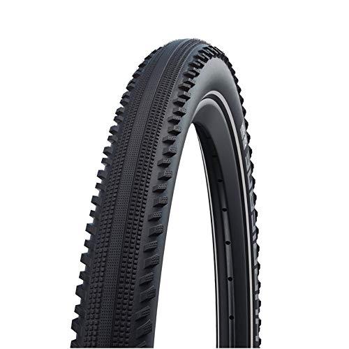 Schwalbe Unisex– Erwachsene Fahrradreife-1402955220 Fahrradreife, Schwarz, 29x2.25