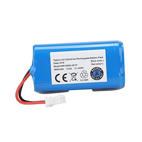 Garsent Vakuumbatterie, 14.8V 2800Mah Ersatz-Staubsaugerbatterie für Ecovacs N79S Roboterstaubsauger.