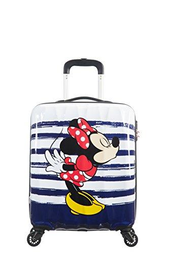 American Tourister Disney Legends - Spinner 75 Alfatwist 4,30 kg Bagaglio a Mano per bambini, cm, 88 liters, Multicolore (Minnie Kiss)