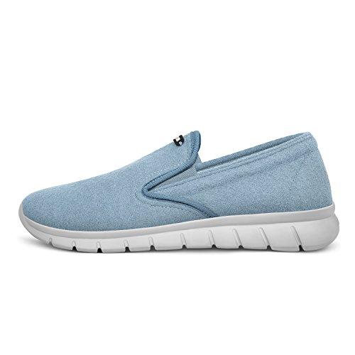 GIESSWEIN Slipper Merino Slip-Ons Women - Leichter Freizeitschuh aus 100% Merinowolle, atmungsaktive Schuhe für Damen, weiche Slip on Sneakers, Barfuß-Schuhe aus Wolle