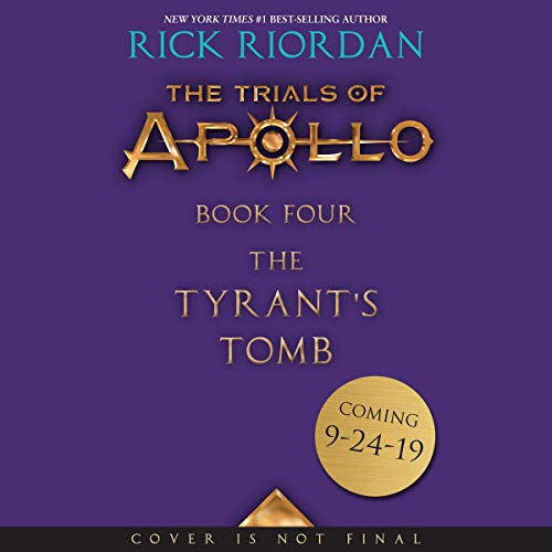The Tyrant's Tomb cover art