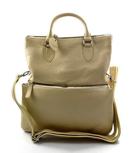 Damen handtasche ledertasche beige damen leder schultertasche handtasche umhängetasche frau handtasche ledertasche damen leder