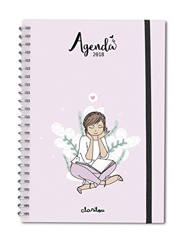 Agenda anual 2018 Clarilou (TANTANFAN)
