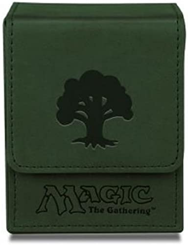 Ultra Pro 86110 - Magic the Gathering Mana Flip Box, Grün