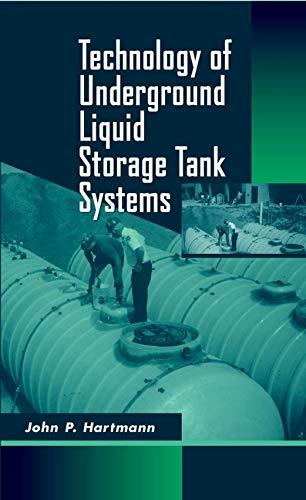 Technology of Underground Liquid Storage Tank Systems