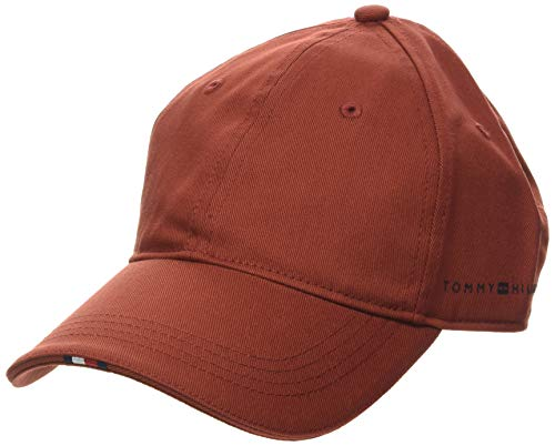 Tommy Hilfiger Tailored Cap Gorro/Sombrero, Red, OS para Hombre