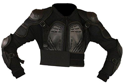 Protectwear giacca protettore per motocross, BMX, sci e snowboard PJ2 Taglia S