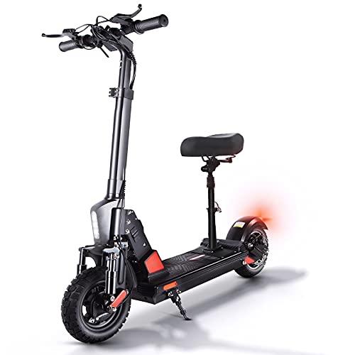 monopattino elettrico 1000 watt urbetter Monopattino Elettrico Adulti 45km Lungo Raggio Motore 500W Scooter Elettrico Con Sella 50 km h Monopattini Elettrici Con Sella