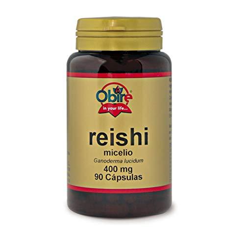 Reishi 400 mg. 90 capsulas