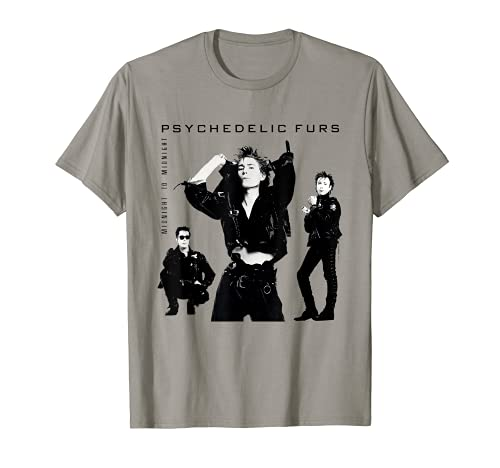 Graphic Psychedelic Design Art Furs Love Band Music For Fans T-Shirt