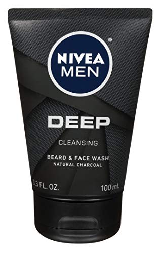 Nivea Men Nettoyant en profondeur pour barbe et visage 100 ml