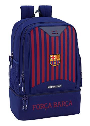 FC Barcelona sporttas, rugzak met schoenenvak