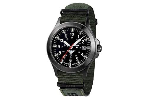 KHS Uhren Herrenuhr Black Platoon Titan KHS.BPT.NXTO1