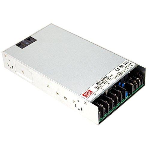 MEAN WELL RSP-500-24 AC-DC Fuente de alimentación cerrada con conmutación individual
