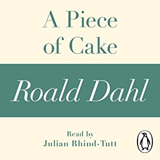 A Piece of Cake (A Roald Dahl Short Story) cover art