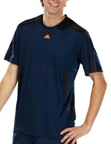 adidas HAX19474L T-shirt pour homme 365 Bleu marine Taille XXL