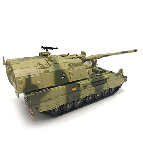 LSJTZ Deutsch gepanzerte Fahrzeuge Modell Panzerhaubitze 1:72 2000 selbstangetriebene Haubitze