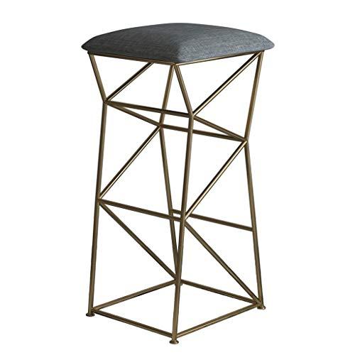 XIANWEI Bar Stools, Bar Chair Creative High Chair Breakfast Chair Simple Front Desk Chair