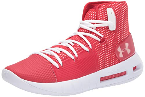 Under Armour Drive 5 - Drive 5 para Hombre, Color Rojo, Talla 46 EU