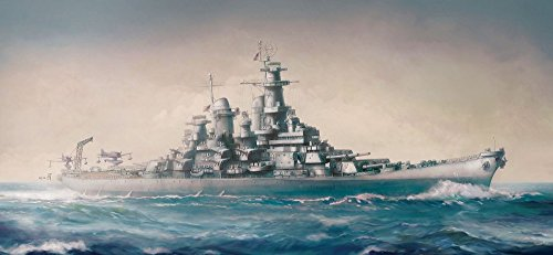 Academy Hobby Model Kits Scale Model : Battle Ships & Aircraft Carrier Kits (1/700 BB-63 Missouri)