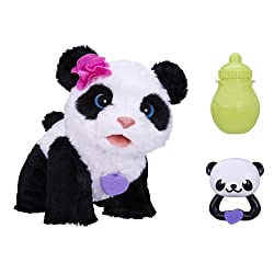 Baby Panda Pet Toy for Children